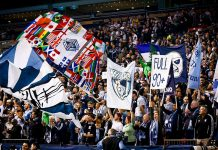 Oct 25, 2017, BC Place, vs Seattle Sounders FC