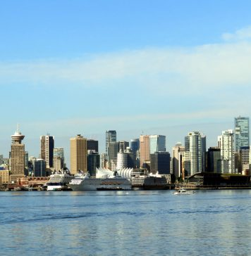Downtown Vancouver, British Columbia; Photo by ©the Pacific Post