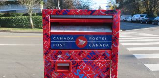 Canada Post : Photo by ©the Pacific Post
