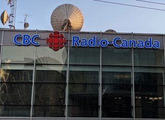 CBC broadcasting station in Vancouver, BC; Photo by ©the Pacific Post
