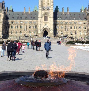 House of Common, Ottawa, ON; Photo by ©Mako Ogura