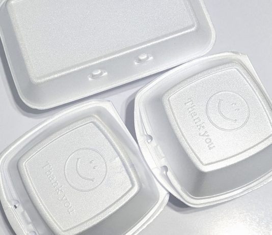 Plastic foam containers banned in Vancouver, BC; Photo by ©the Pacific Post