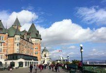 Quebec City, Quebec, Oct, 2018; File photo by Mako Ogura